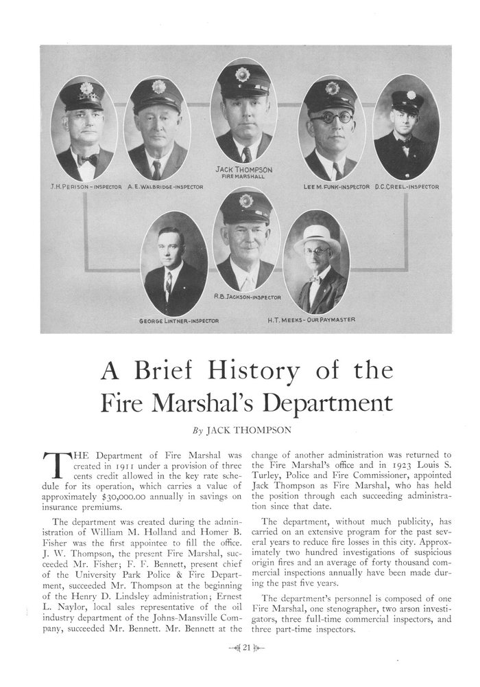 DFD 1931Leather Helmet Page 21