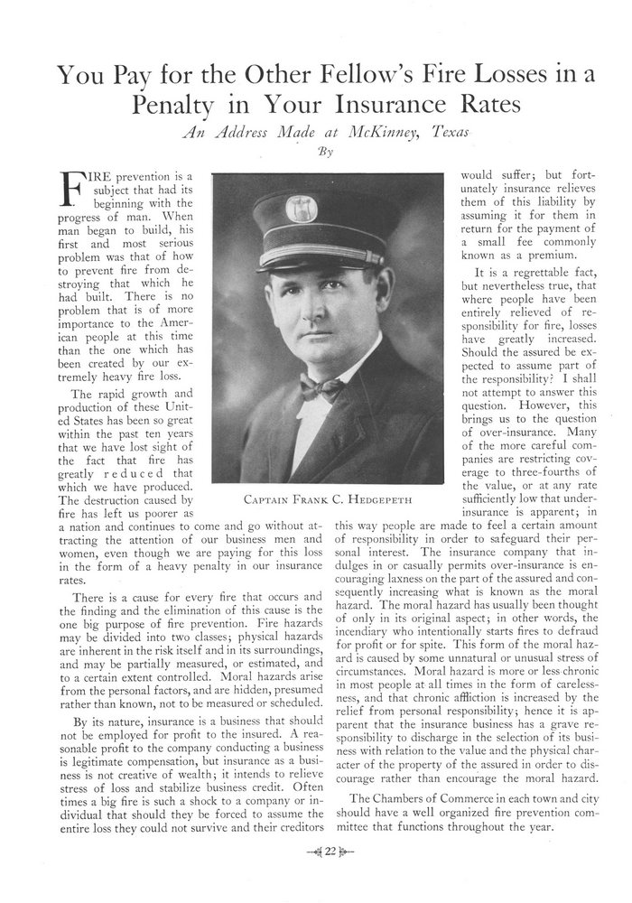 DFD 1931Leather Helmet Page 22