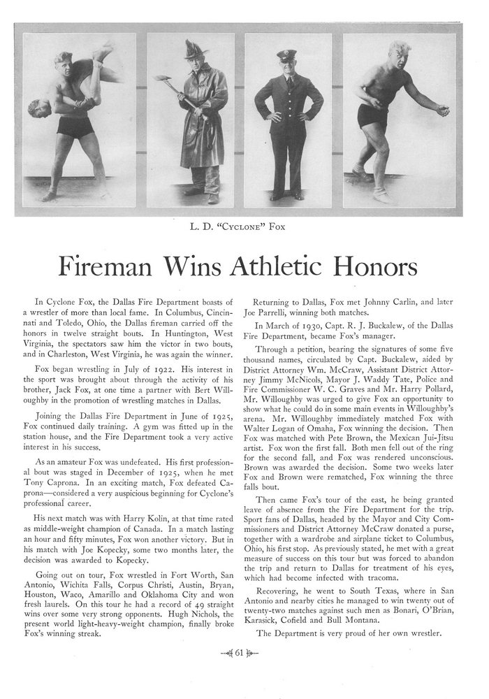 DFD 1931Leather Helmet Page 61